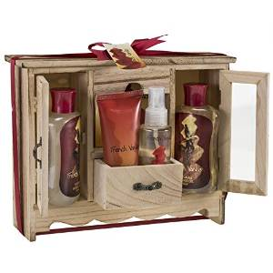 Perancis Vanilla Spa Bath Gift Set