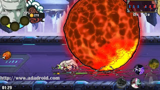 Download Naruto Senki Mod Fire End of the Day Apk