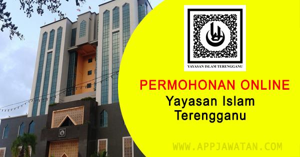Jawatan Kosong di Yayasan Islam Terengganu
