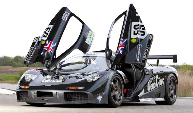 マクラーレン F1 GTR 1995年 ル・マン優勝モデル