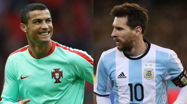 Pemain Terbaik Messi Dan Ronaldo Harus Pulang Duluan