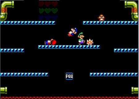 Descarga Mario Pow Block