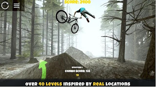 Download Shred! 2 Freeride Mountain Biking APK+Data v1.04 For Android Terbaru - JemberSantri