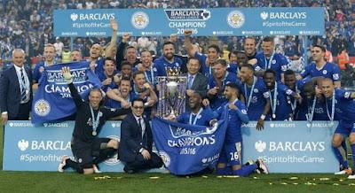 Campeón Premier League 2016-2017