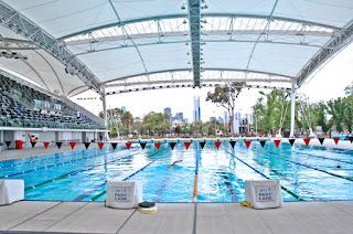 ciri kolam renang bersih sehat