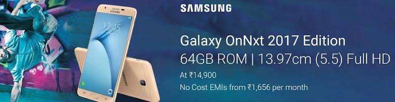 Samsung Galaxy OnNxt 2017
