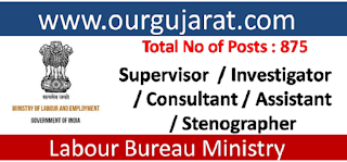 Labour Bureau Ministry of Labour & Employement Government of India