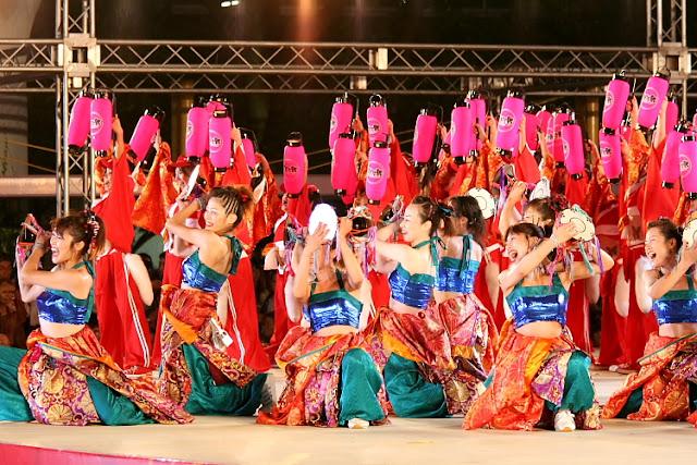 Nippon Domannaka Matsuri (center of Japan Festival), Nagoya, Aichi