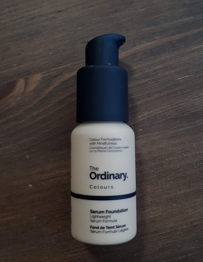 The Ordinary meikkivoide