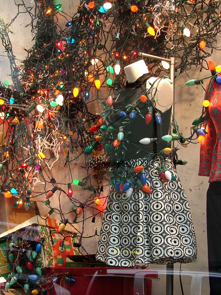 Christmas Window Ideas For Retail.Beautiful Window Displays 2008