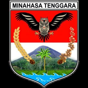 Logo Kabupaten Minahasa Tenggara PNG