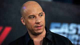 Vin Diesel là ngôi sao có hơn 100 triệu fan trên facebook