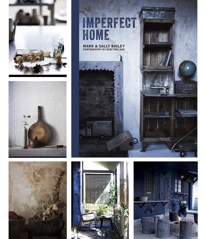 livre deco Imperfect Home