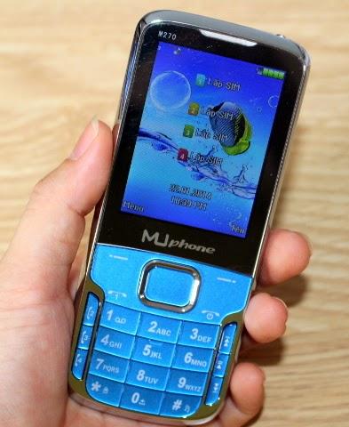 Điện thoại Muphone M270