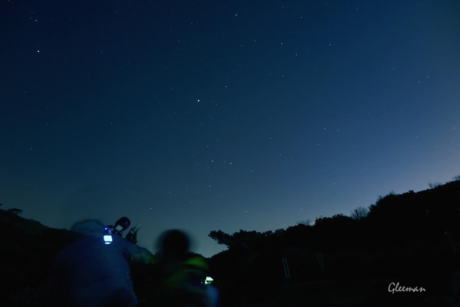 找星樂趣多,久了對星座的輪廓與相對位置的印象也會很深刻
