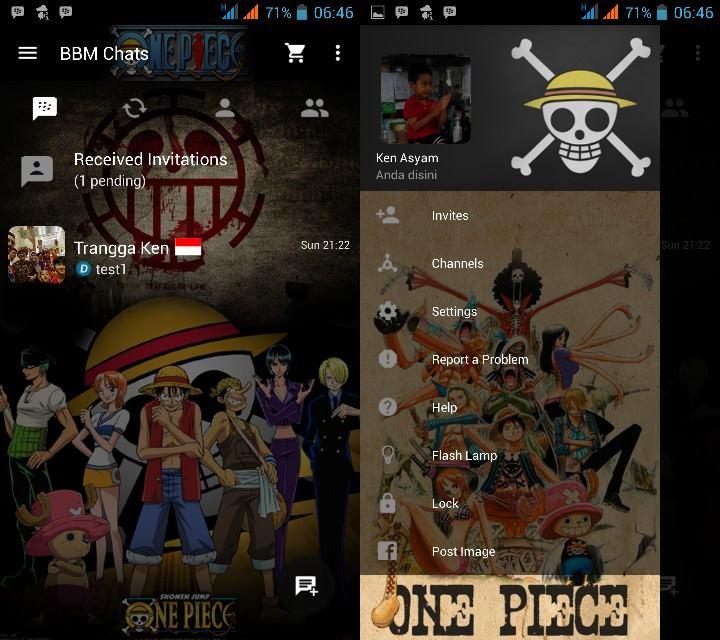 MOD BBM v2.10.0.31 Clone - One Piece