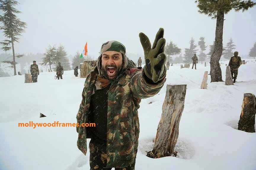 Prithviraj in the movie 'Picket 43'