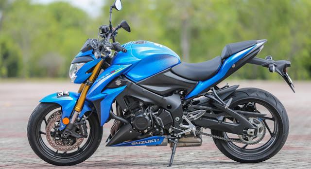 Thông số kỹ thuật Suzuki GSX S1000 2016