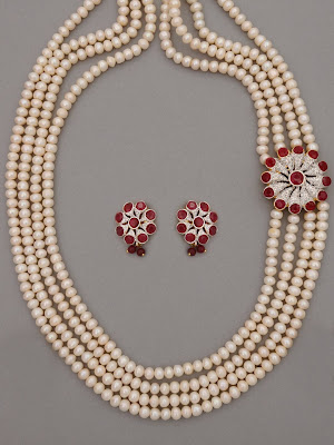 princess-pearl-Jewellery-Set allfreshwallpaper