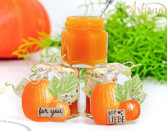 Stampin Up-Gourd Goodness