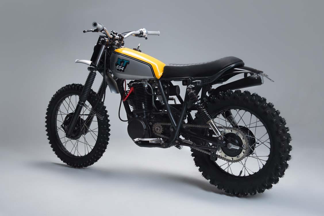 Xt  Cafe Racer Kit