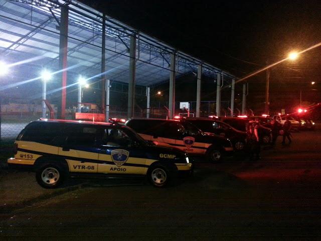 Guarda Civil e Polícia Militar acabam com 'pancadão' no Alvorada, em Piracicaba