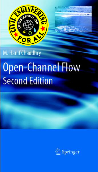 Open Channel Flow By M Hanif Chaudhry Free Download Pdf