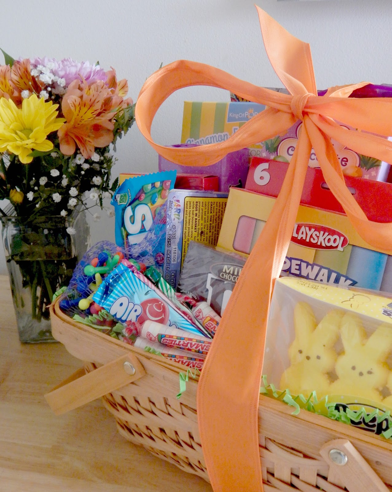 Allys sweet and savory eats the ultimate easter basket giveaway easter is our house is not only a time to celebrate the resurrection of jesus christ but also a time for a family gathering and to give our kiddos a bit of negle Images