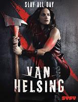 Segunda temporada de Van Helsing