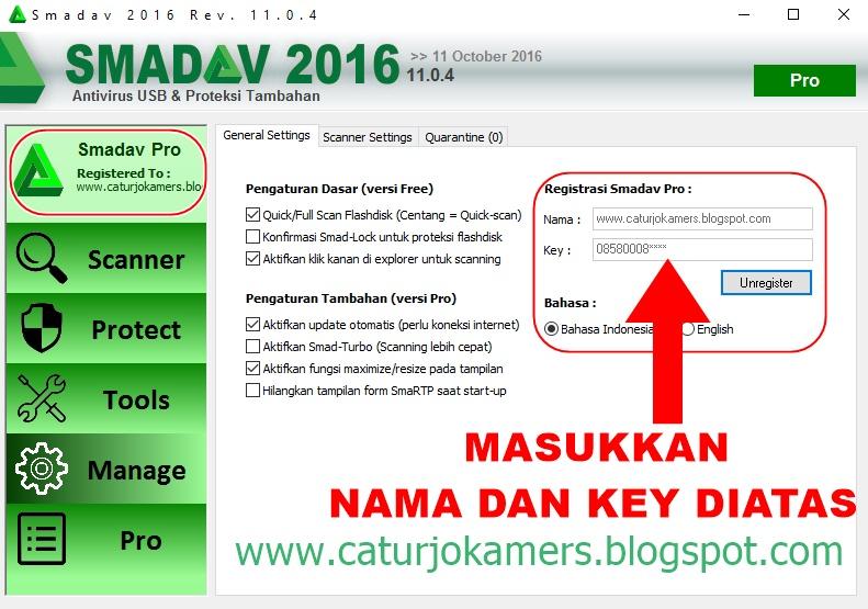 smadav 2018 rev 12.4.1 serial key
