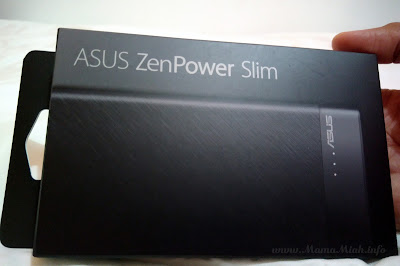 Unboxing the ASUS ZenPower Slim