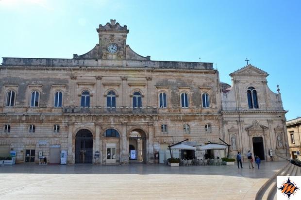 Ostuni, Palazzo del Municipio