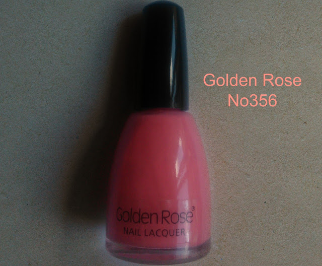 Golden Rose No356