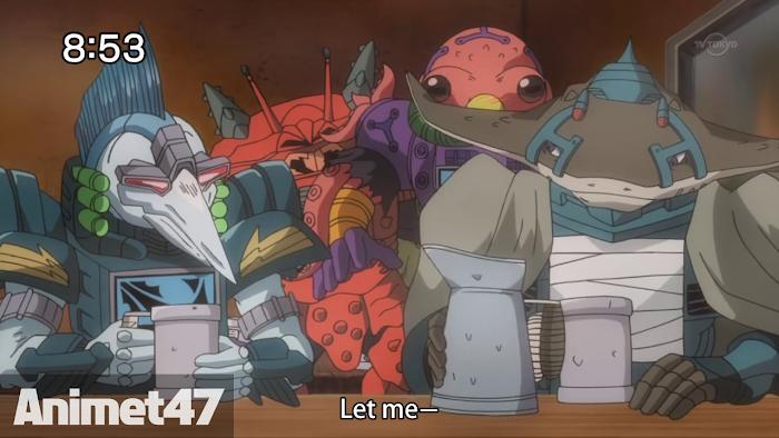 Ảnh trong phim Beast Saga 3