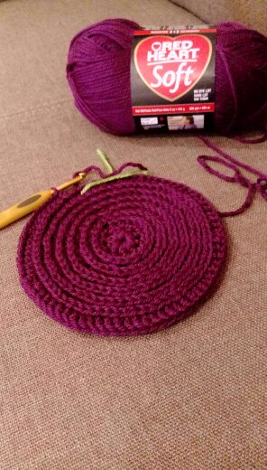 How to crochet the camel stitch hat