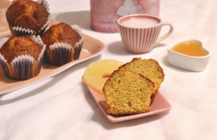 magdalenas-de-piña-y-limon, pinneapple-lemon-cupcakes