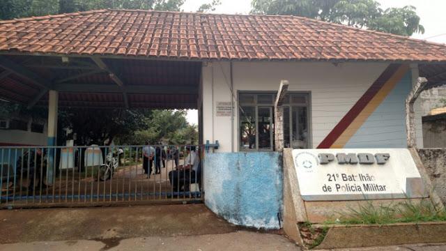 Batalhão da PM em São Sebastião é alvo da  Operação Cruciatus,