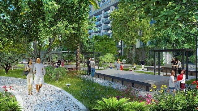 Căn hộ The Nassim, dự án quận 2 cao cấp không gian xanh