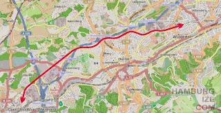Wuppertal, Nordbahntrasse
