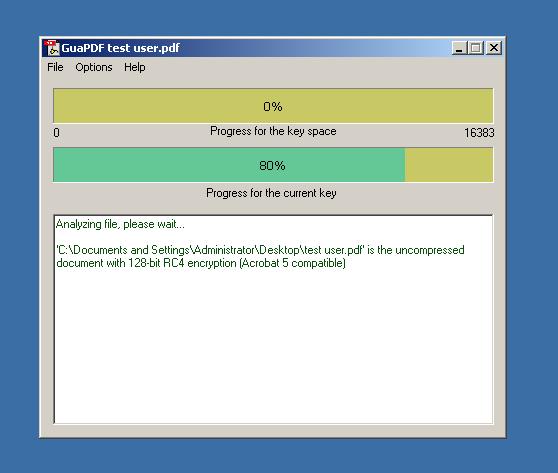 Togliere la password da pdf con un software