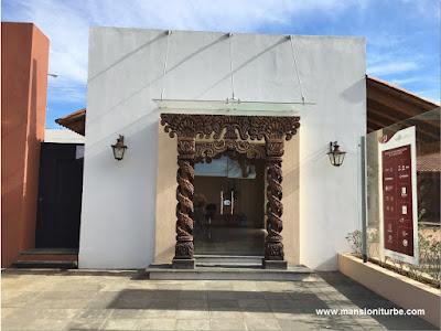 Centro de Interpretación de la Ruta Don Vasco en Pátzcuaro