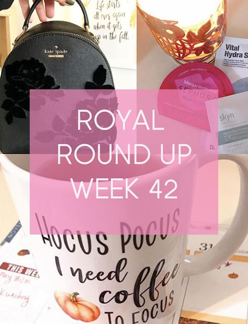 royally pink-round ups