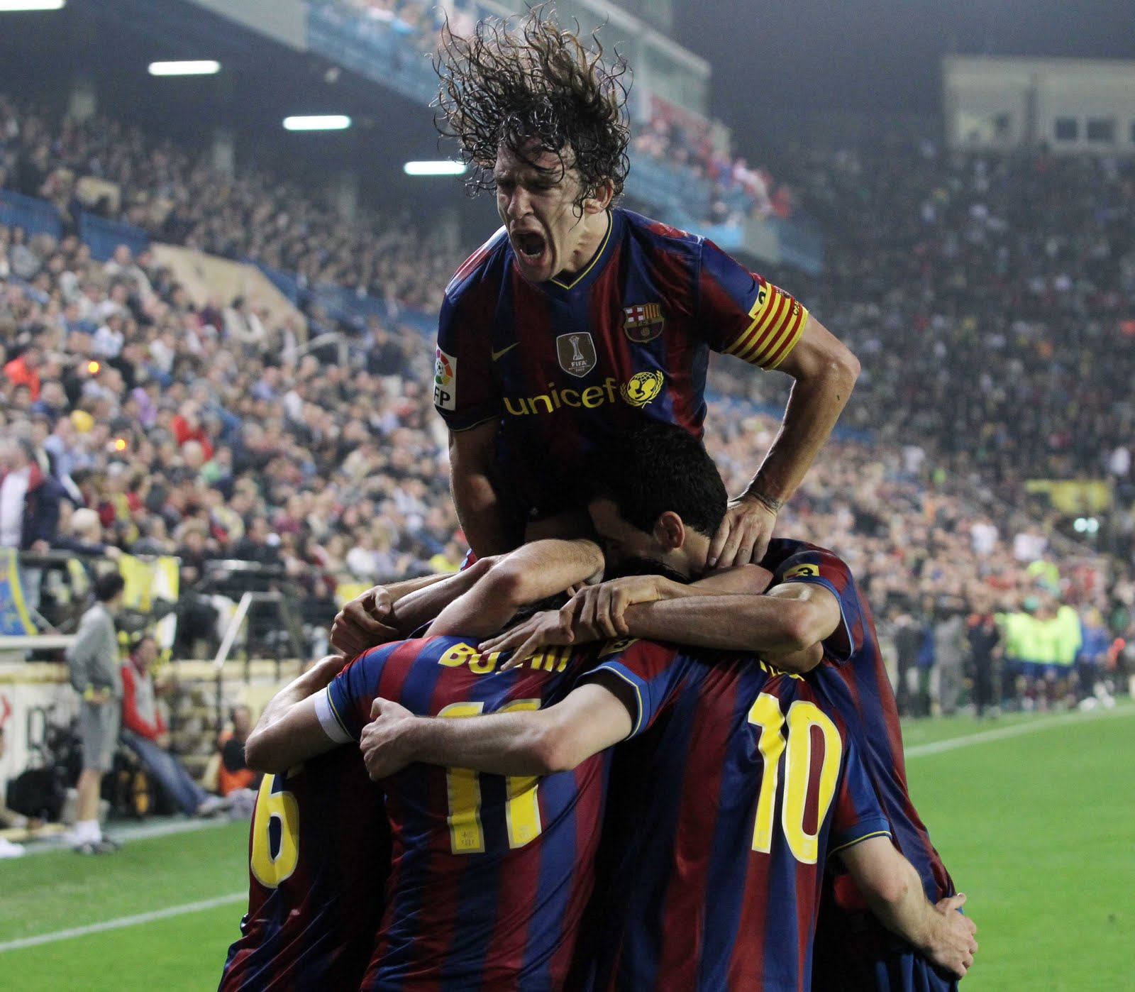 World Sports Hd Wallpapers: Carles Puyol Hd Wallpapers