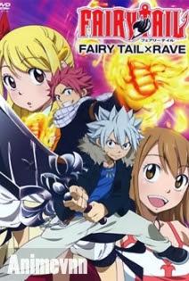 Fairy Tail x Rave - Hội Pháp Sư OVA 6 2013 Poster