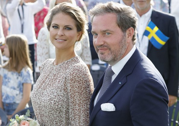 Princess Leonore and Prince Nicolas. Princess Madeleine of Sweden and Christopher O'Neill was born daughter. Princess Victoria, Princess Estelle