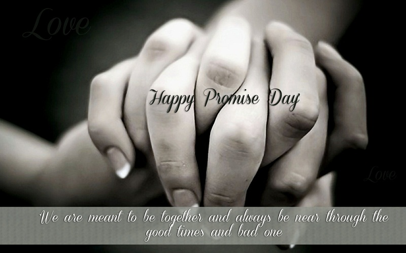 happy promise day whatsapp dp