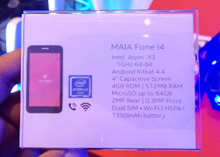 Cherry Mobile Launches Intel-Powered MAIA Devices