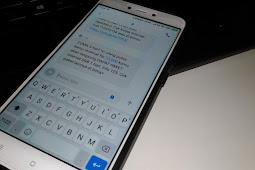 Cara Menghilangkan Getar Saat Mengetik Di Keyboard HP Android Xiaomi