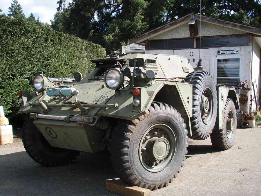 ferret scout vehicle for sale autos post. Black Bedroom Furniture Sets. Home Design Ideas