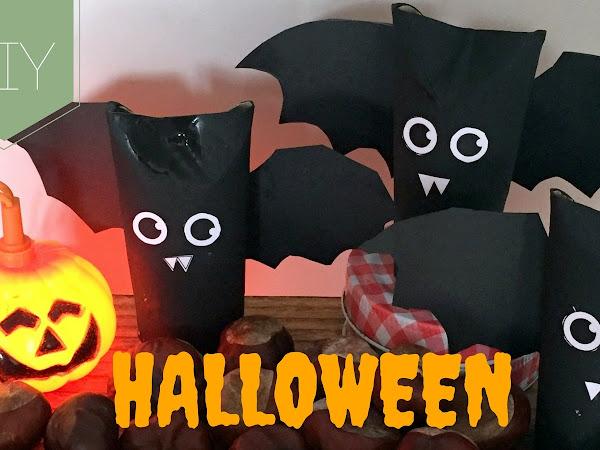 Halloween Vleermuis D.I.Y.
